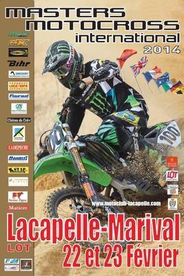 Masters Motocross International 2014