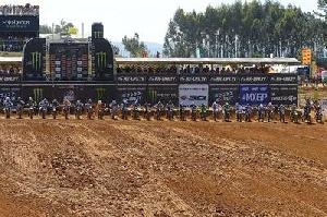 Nouveau Championnat Européen de Motocross, 300cc, deux temps en 2014
