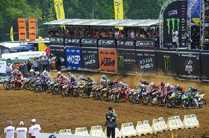 Compte rendu des décisions de la Commission des Grands Prix de Motocross