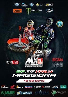 Grand Prix d'Italie: MX1, MX2, MX3 et WMX