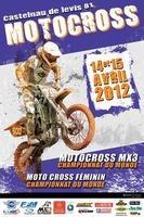 Grand Prix de MX3 et Women à Castelnau de Levis 14/15 Avril