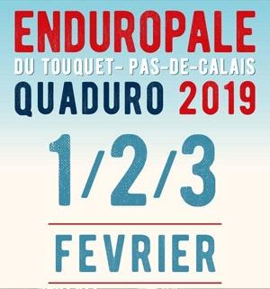 illustration : L'ENDUROPALE DU TOUQUET PAS-DE-CALAIS