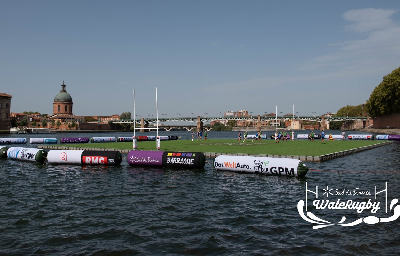 illustration : WateRugby à Toulouse
